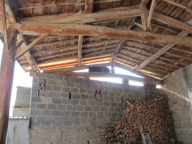 Am nagement d 39 une grange en logement lezoux chantiers en cours gale - Amenager une grange en habitation ...